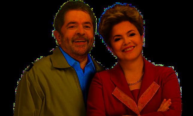 Lula, Dilma e o Diabo  (Foto: Montagem Blog do Noblat)