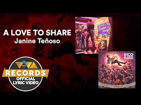 A Love To Share by Janine Teñoso [Official Lyric Video]