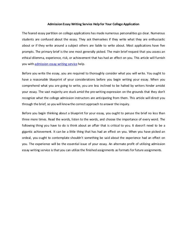 how to write college application essay your account