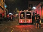 Tiro mata homem em rua na capital (Sérgio Rodrigues/ G1 AM)