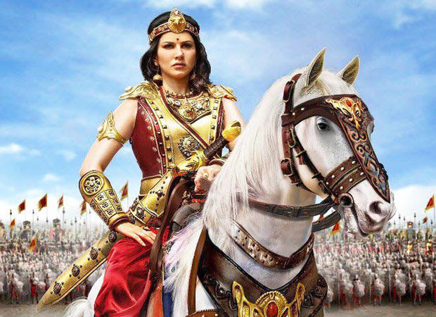 Sunny Leone is learning horse riding for her period film Veeramadevi and here's a GLIMPSE of her practice session!