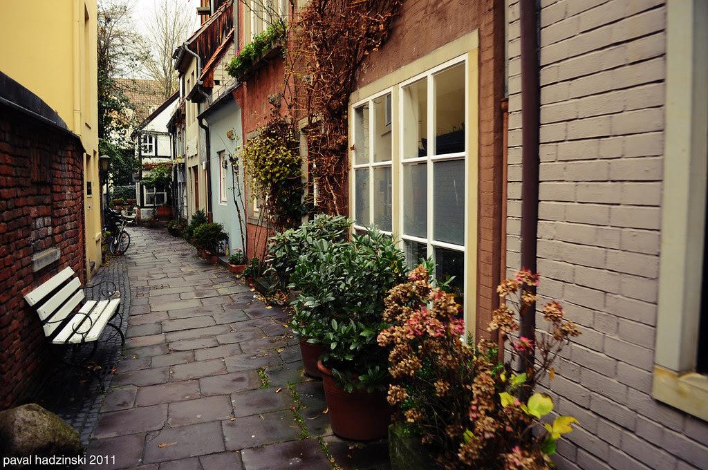 Bremen | 37. Schnoor