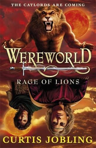 Wereworld: Rage Of Lions (Wereworld, #2)