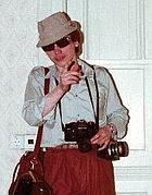 Il travestimento da fotografo