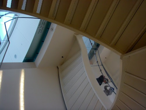 Overture stairway