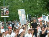 Pro-Hizballah rally in Belgium
