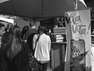 Ghirardelli Wine Festival - Vita Coco