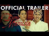 Review Bumi Manusia,Karya Besar Pramoedya Ananta Toer Yang Sukses Difilmkan Hanung Bramantyo