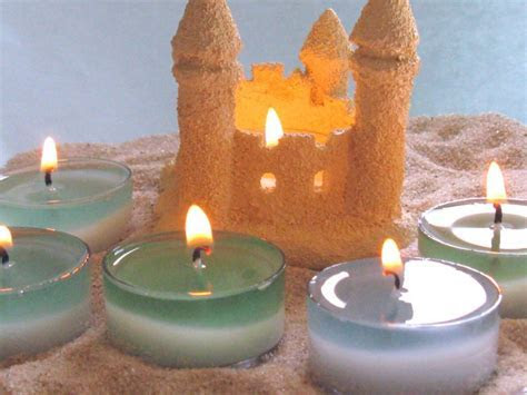 Using Candles to Jumpstart Wedding Decor