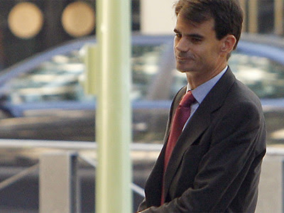Imagen de archivo del juez Ruz. EFE