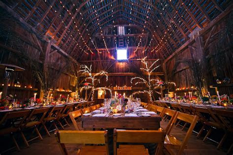 Eclectic, Upstate New York Barn Wedding by Denver Based