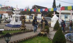 Buddhism in SWEDEN