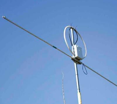 Антенна UA6AGW v. 20-10 m