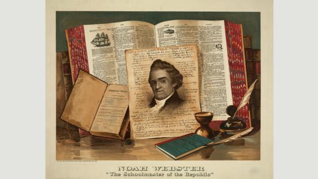 Noah Webster (Credit: Getty Images)