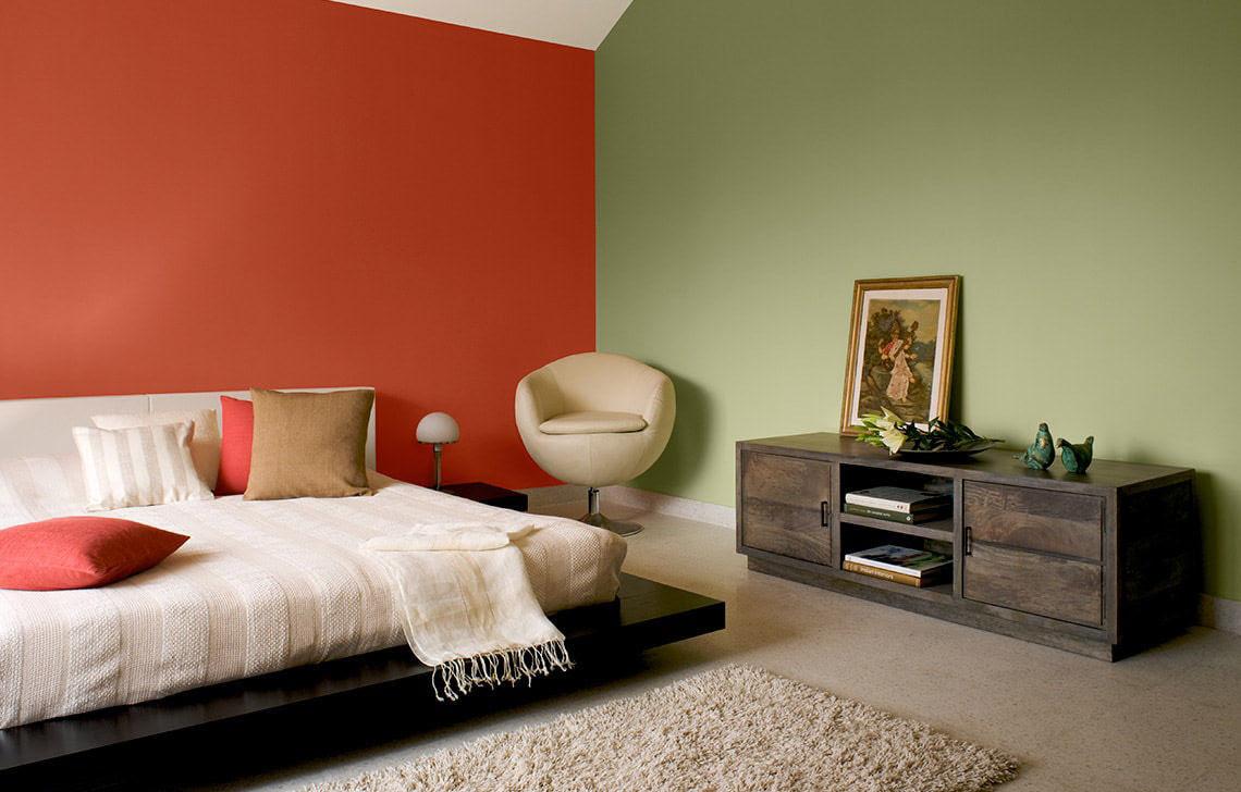 Home Architec Ideas Bedroom Asian Paints Home Colour Design Inside