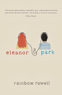 Reseña: Eleanor & Park - Rainbow Rowell