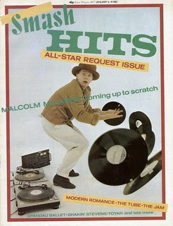 Smash Hits, January 6, 1983