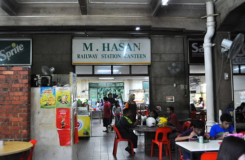 m. hasan canteen