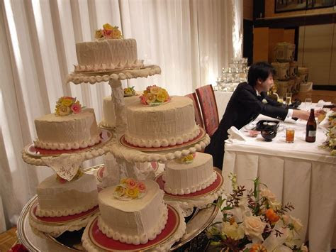 File:Wedding cakes Japan   Wikimedia Commons
