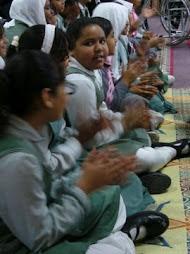 Johnette Performs in Fujairah, United Arab Emirates