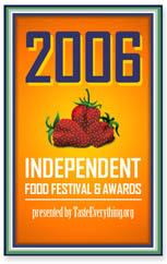independent food awards