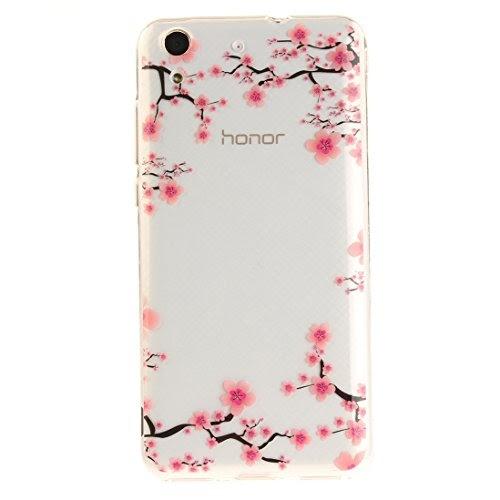 Cover Huawei Y6 II Y6 2 Wanxida Custodia in Silicone TPU Cover ...