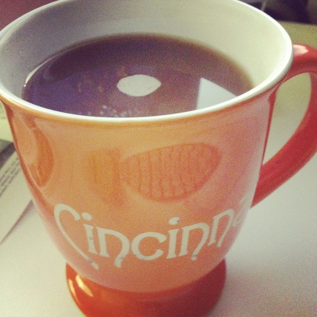 """Coffee :) Something that starts with """"C"""" 11.1.12"""