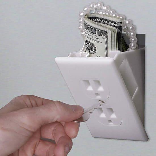 outlet hidden storage