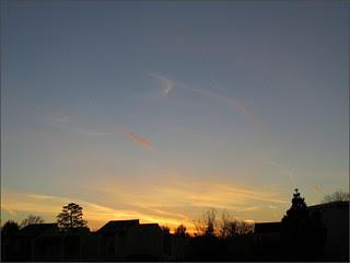 Sunrise 12/27/13