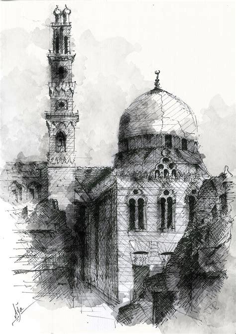 mosque  mausoleum  sultan qansuh al ghuri  cairo