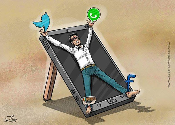 AD-Satirical-Illustrations-Show-Our-Addiction-To-Technology-06