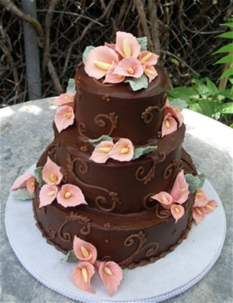 Wedding Cake Chocolate Ganache 6   ABSOLUTE Entertainment