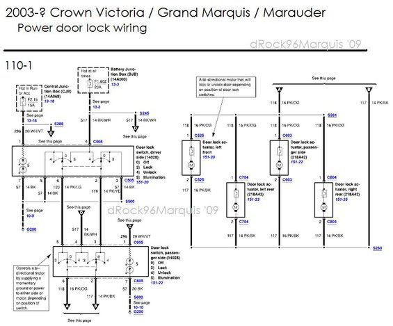 1985 Mercury Grand Marquis Fuse Diagram