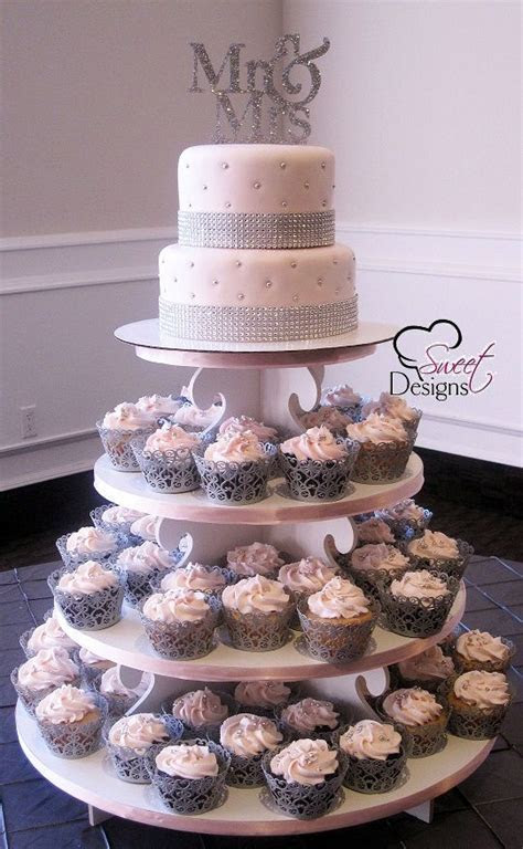26 best images about Wedding Cakes/Cupcakes on Pinterest