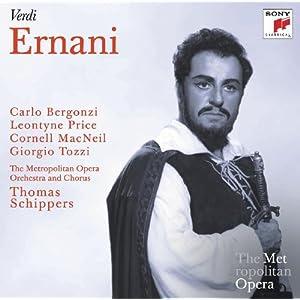 Verdi: Ernani (Metropolitan Opera) (2 CD)