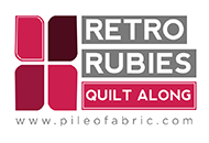 Retro Rubies QAL