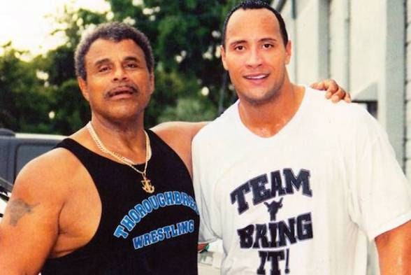 The Rock OFFICIALLY Posts An Unusual Tribute To His Late Father Today….