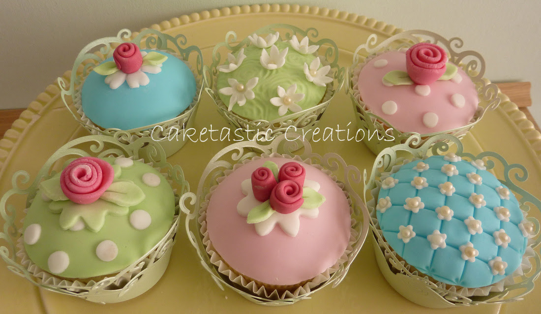 Decorating cupcakes for beginners