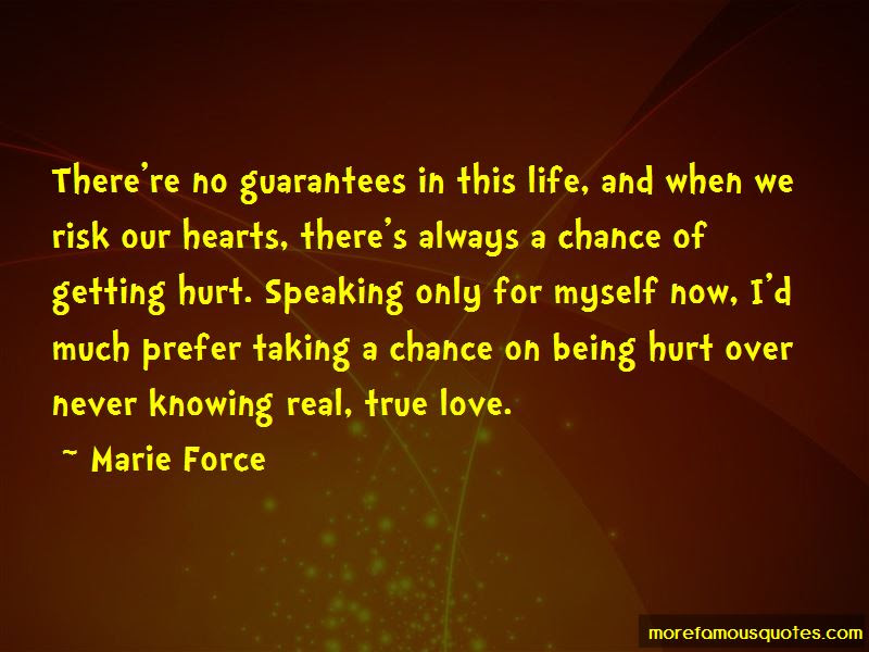 Taking Chance On Love Quotes Top 15 Quotes About Taking Chance On