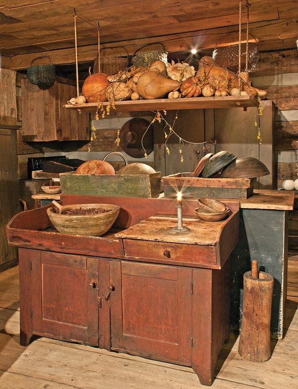 8 Ways to Design a Kitchen for an Early House - Old-House ...