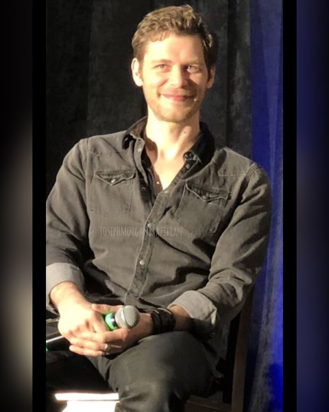 Joseph Morgan Comic Con 2018