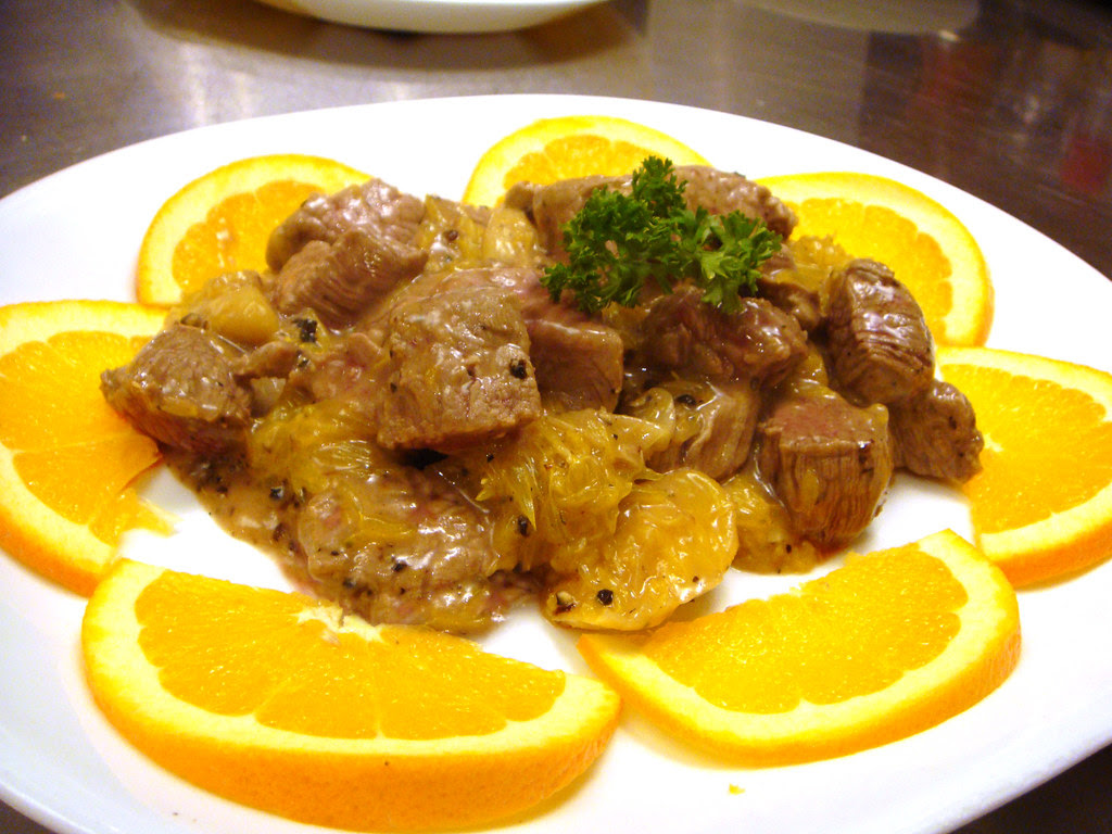 sunkist cooking class beef
