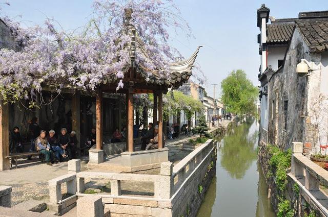 Resultado de imagem para Ping Jiang Road  em suzhou