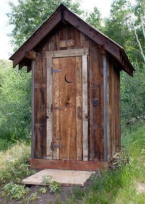 Bathroom Plans on Outhouse Bathroom Decor
