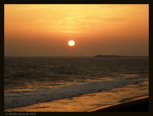 Somnath - sunset 2