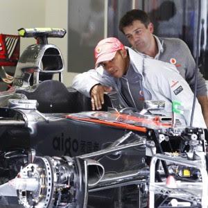 Lewis Hamilton - Avareza