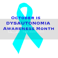 Unexpected Homeschool: Dysautonomia in Real life. Explaining day-to-day living with dysautonomia.
