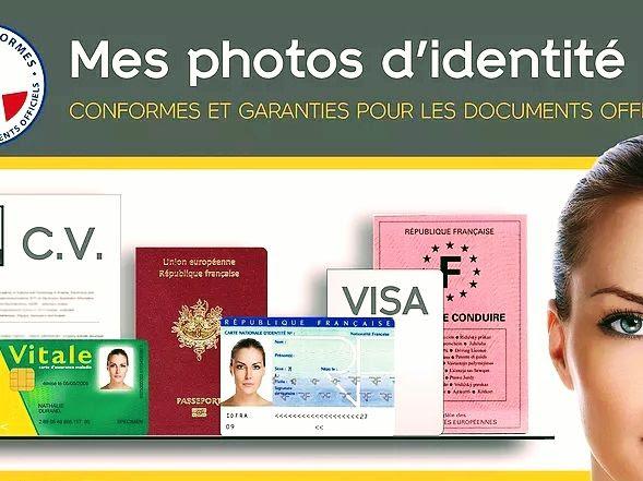 Choi Photos I Passeporte Visapermiscniidentité