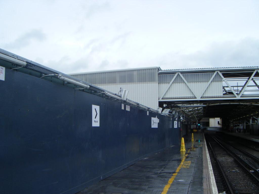 New Passenger Bridge at Blackfriars