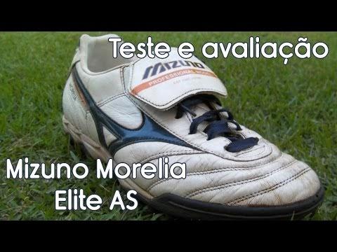 8ed26ba8225b3 Teste e avaliação - Mizuno Morelia Elite AS - Blog Só Chuteiras